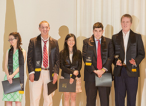 Congratulations to Next Steps at Vanderbilt Graduating Class of 2015