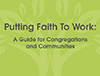 A new manual outlines how faith communities can support members with disabilities in finding and maintaining employment. The manual was developed by the Vanderbilt Kennedy Center and its partners in the Putting Faith to Work project, which include University Centers for Excellence who make up the National Collaborative on Faith and Disability.