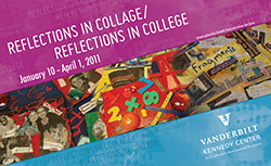 Reflections in Collage / Reflections in College
