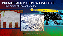 "<p>(September 9 - October 2014)</p> <p>This free exhibit features works of art produced by the artists of <a href=""http://www.pacesetterstn.com/""> Pacesetters, Inc.</a>, a nonprofit agency providing services to persons with disabilities. Pacesetters established its Painting the Tale art program to tap into the talents of individuals who had never considered creating art. Work in the exhibit is available for purchase. </p>"