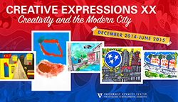 Creative Expressions XX - <em>Creativity and the Modern City</em>