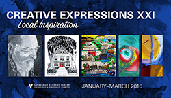 Creative Expressions XXI - <em>Local Inspiration</em>
