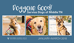 Doggone Good! Service Dogs of Middle TN <br />Photographs by Jen Vogus