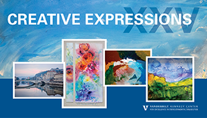 "<p>(October - December at the Vanderbilt Kennedy Center)</p> <p>Sponsored by the Vanderbilt Kennedy Center, this free annual exhibit features works of art in a variety of media by artists with a wide range of abilities/disabilities and ages on the theme of ""Art is for All.""</p>"