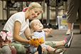 Developmental class for babies creates good vibes