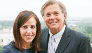 Donna and Jeffrey Eskind, whose generous gifts have advanced Vanderbilt research that is improving lives, have made a new commitment of $2 million to endow a new chair in autism spectrum disorder research in the School of Medicine.