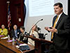 Erik Carter serves as expert speaker at Congressional briefing