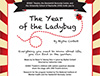 "SENSE Theatre Camp presents ""The Year of the Ladybug"" June 17-18"