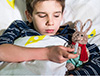 The VKC Treatment and Research Institute for Autism Spectrum Disorders (TRIAD) has launched a pilot research study to improve treatment of children with autism hospitalized for serious behavioral issues.