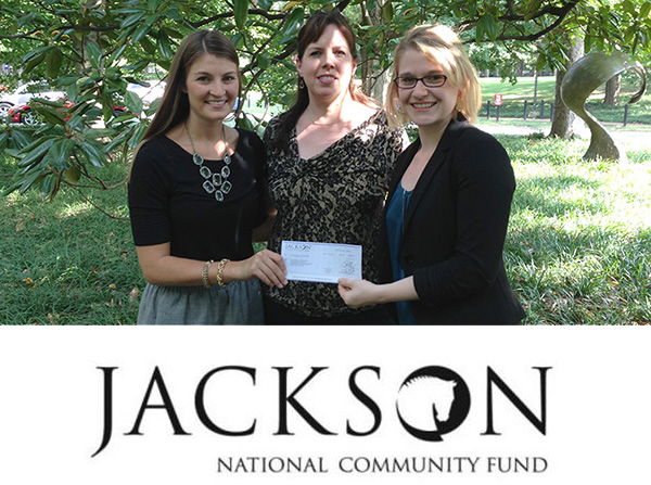 <p>Read how Jackson National Community Fund Sets the Stage for Inclusion</p>