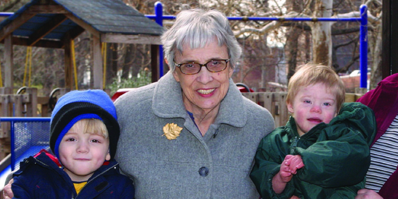 <p>Read how Robb and Mary Jane Swaney were able to make a huge impact on the lives of children with and without developmental disabilities</p>
