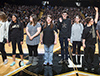 The students of Next Steps at Vanderbilt received the Perry Wallace Courage Award presented by Vanderbilt Athletics to a group or individual on campus exemplifying the courage and fortitude of Perry Wallace, the first black scholarship athlete in the SEC.
