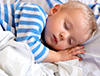 Sleep problems are common among children with autism. These issues can include trouble falling asleep, waking up during the night, and trouble getting up in the morning.