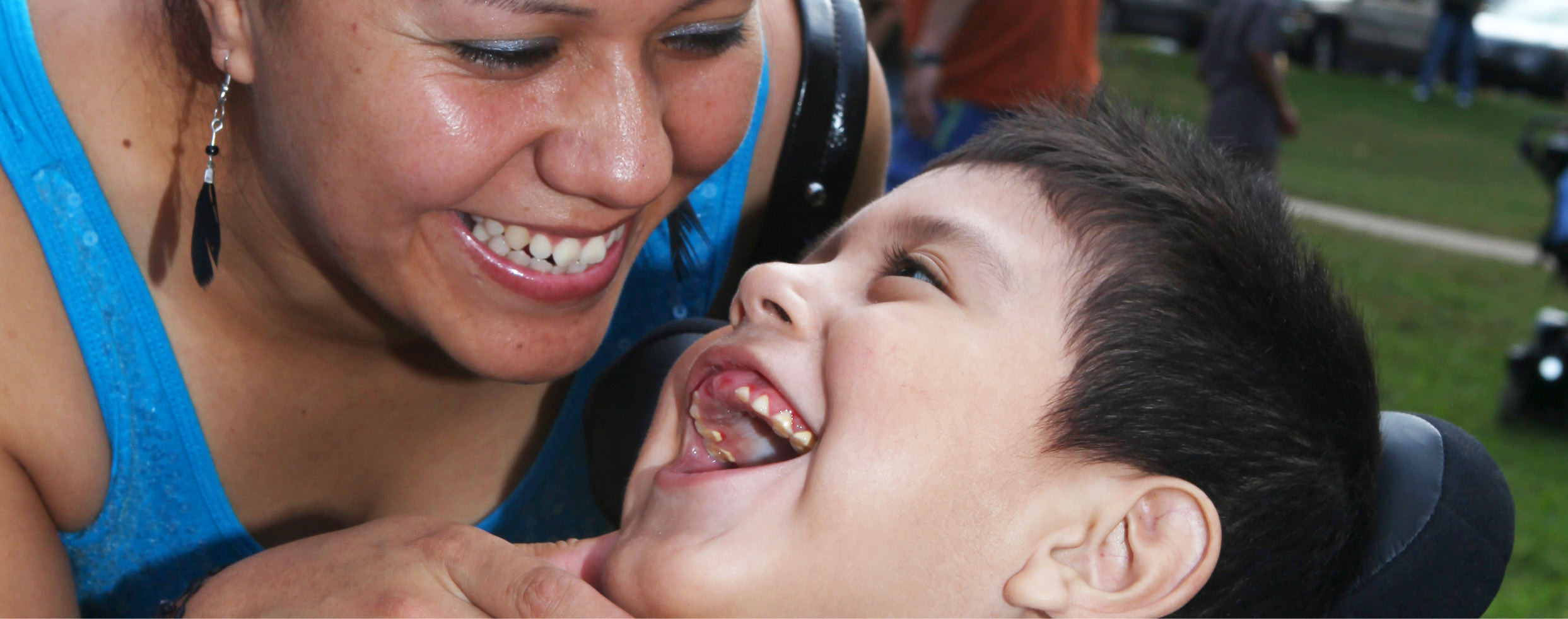 Multicultural Outreach Program works with culturally diverse families
