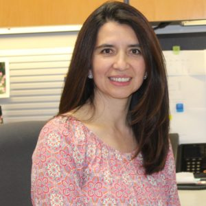 Vivian Gama, Ph.D.