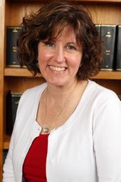 Vicki Harris, Ph.D.
