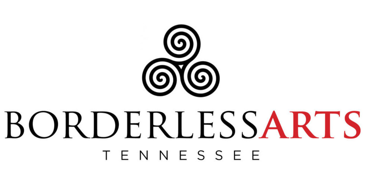 Borderless Arts Tennessee logo