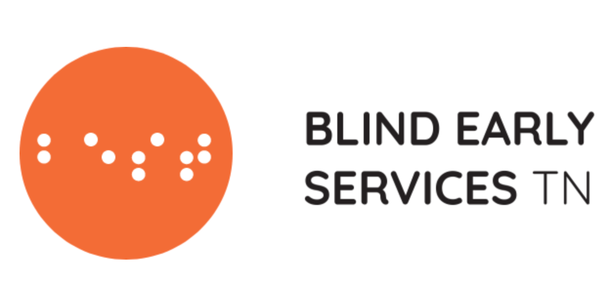 Blind Early Services of Tennessee logo