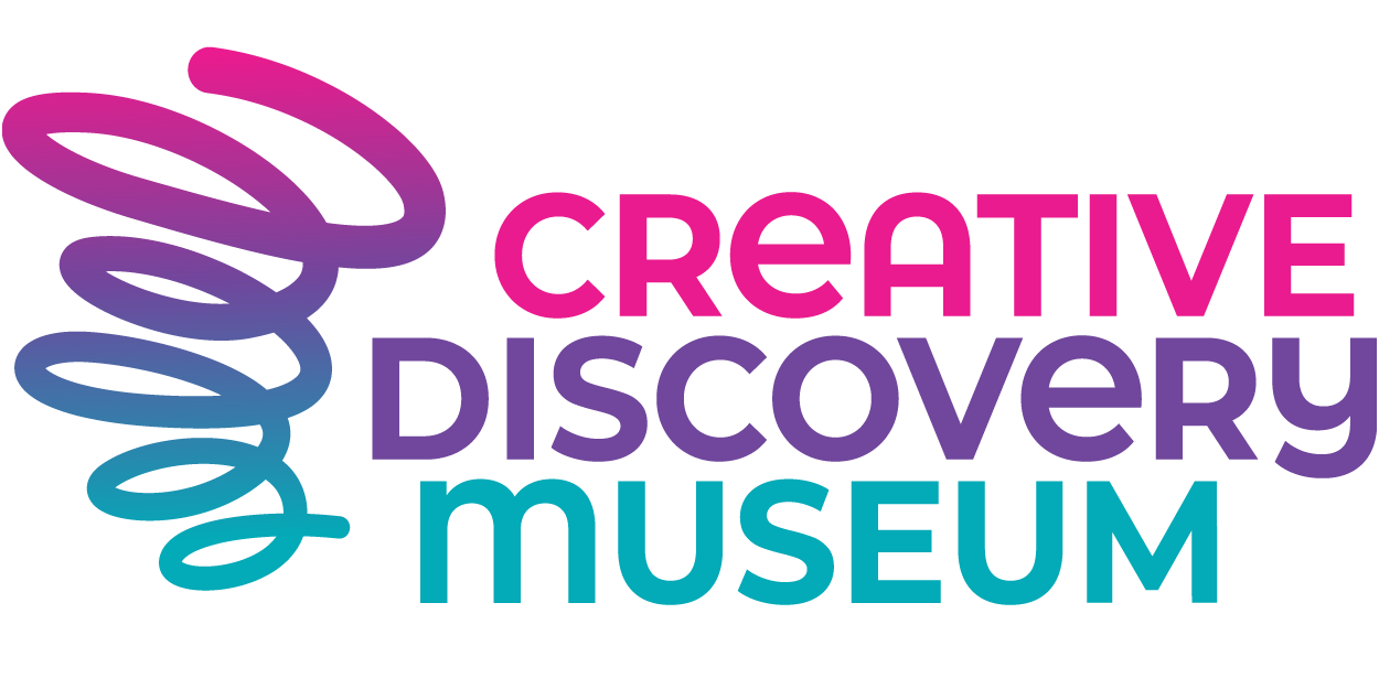 Creative Discovery Museum logo