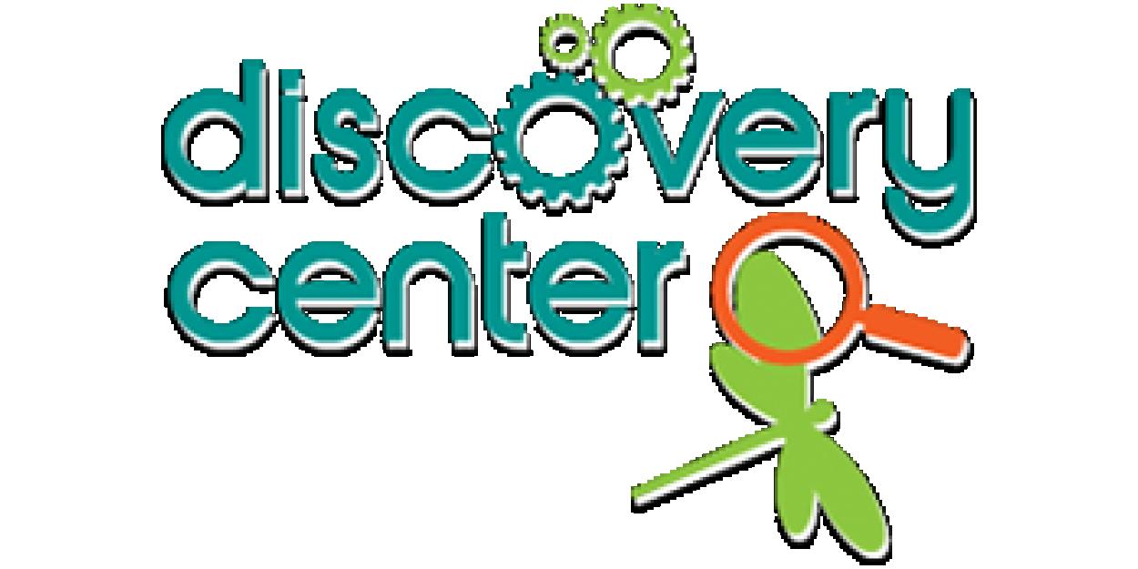 Discovery Center logo