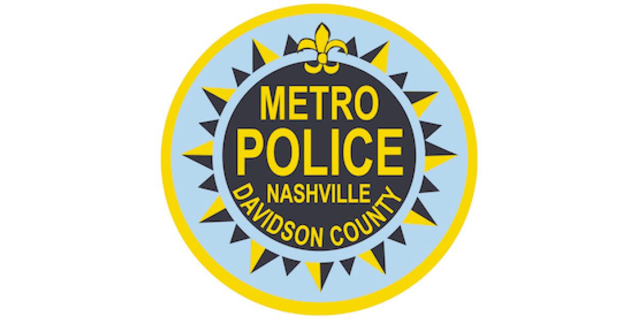 Metro Nashville Police Department logo