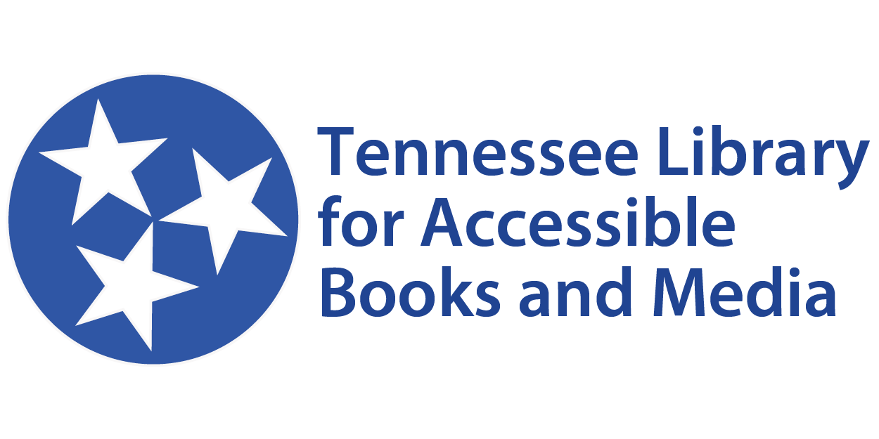 Tennessee Library for Accessible Books & Media logo